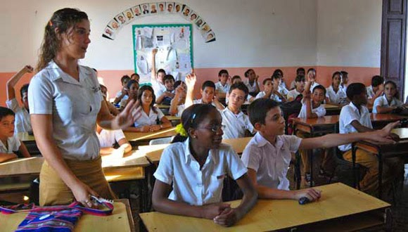cuba-sistema-educativo-América-Latina