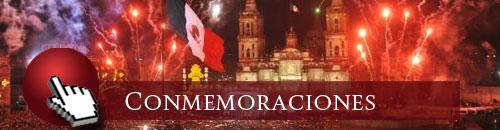 conmemoraciones